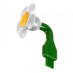 Diffuseur d'huiles essentielles FLEUR USB BLANCHE - DIRECT NATURE