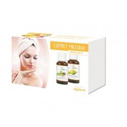 Coffret massage - Aroma beauté