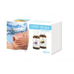 Coffret massage - Aroma hivernal