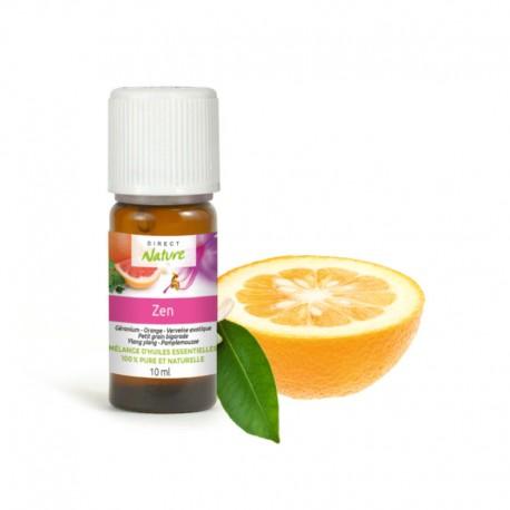 Mélange d'huiles essentielles Zen - DIRECT NATURE
