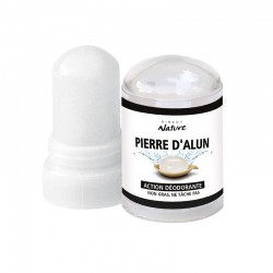 Déodorant à la pierre d'Alun - Version Homme - DIRECT NATURE