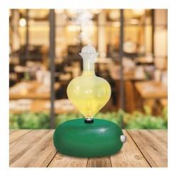 Diffuseur d'huiles essentielles GALEA VERT - DIRECT NATURE