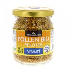 Pollen Français Bio* - TRÉSOR DES ABEILLES